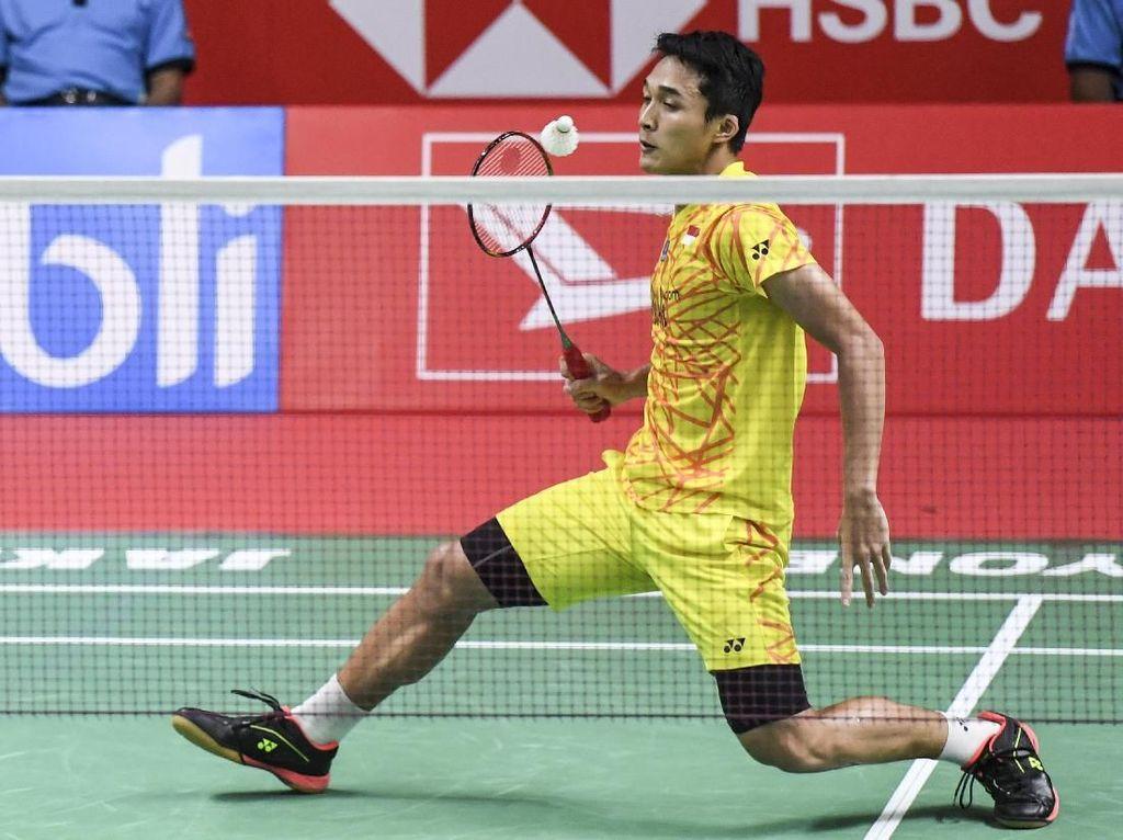 Terhenti di Semifinal Indonesia Masters 2019, Jonatan Minta Maaf