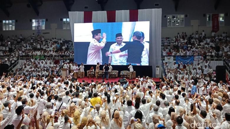 Alumni Perguruan Tinggi Dukung Prabowo, Dorong Kepemimpinan yang Kuat