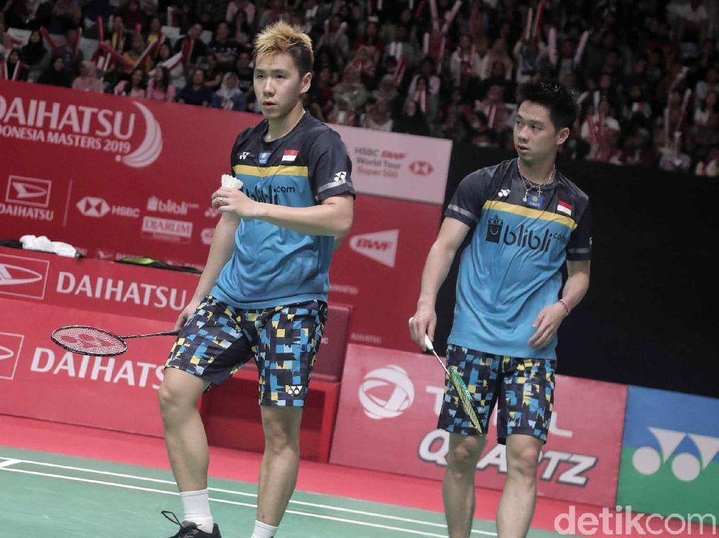 3 Ganda Putra Indonesia Akan Nangkring di 5 Besar Ranking BWF