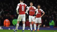 Arsenal Kalah Efisien dan Tak Beruntung dengan Cedera
