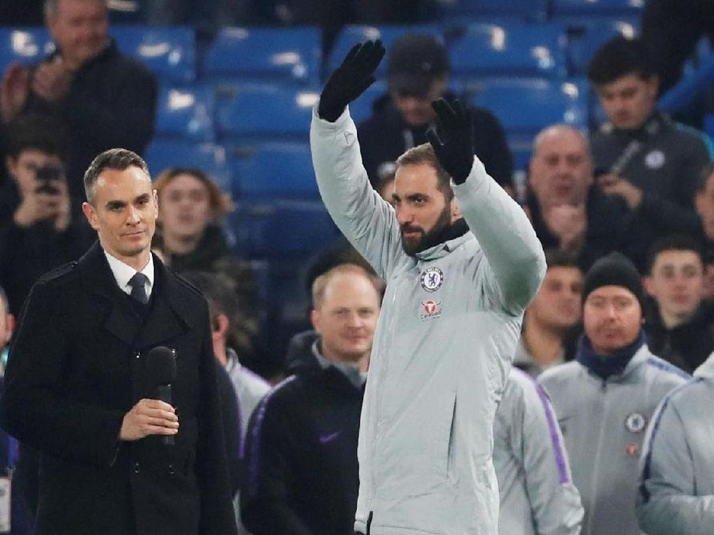 Semoga Beruntung di Chelsea, Higuain