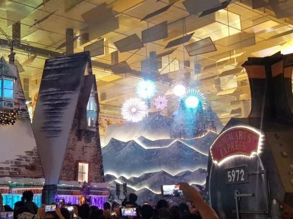 Ini Bandara atau Dunia Sihir Harry Potter?