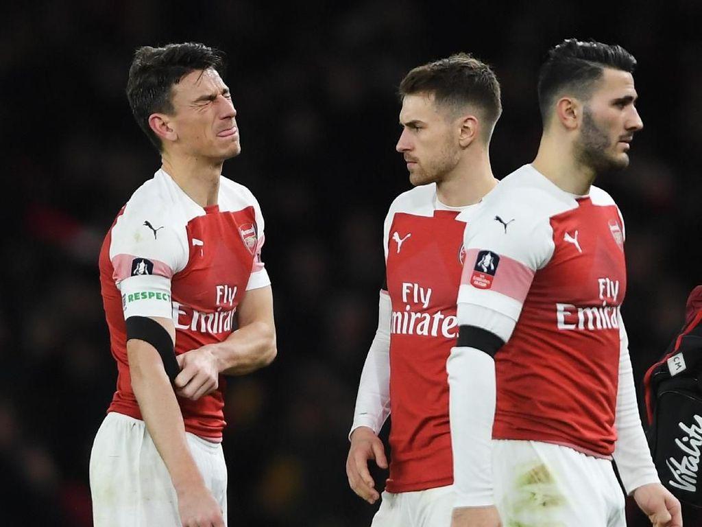Emery: Ada yang Salah dengan Cara Pikir Pemain Arsenal