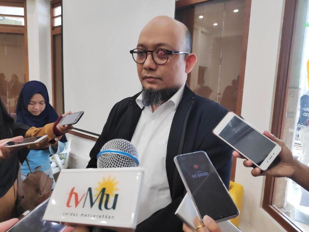 Kabareskrim Ganti, Novel Tetap Berharap ke Presiden soal Kasusnya