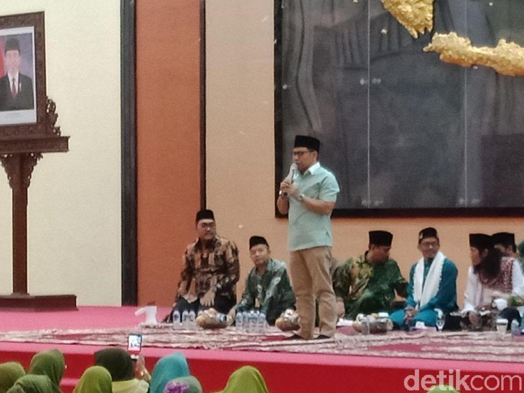Cak Imin Berbagi Wawasan ke Muslimat NU di Gedung DPR