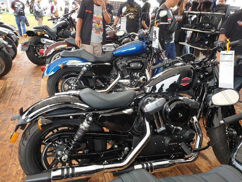 Pekerja Harley Tolak Perpanjang Kontrak, Produksi Bisa Terbengkalai