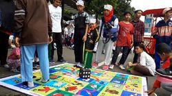 Ada Permainan Edukasi Gizi di CFD Jakarta, Seperti Apa?