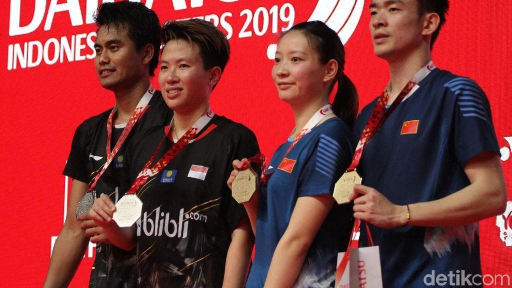 Panggung Terakhir, Tontowi/Liliyana Runner-up