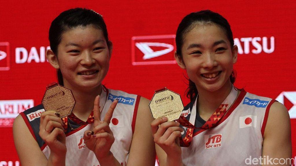 Misaki/Ayaka Raih Gelar Pertama Tahun Ini di Indonesia Masters