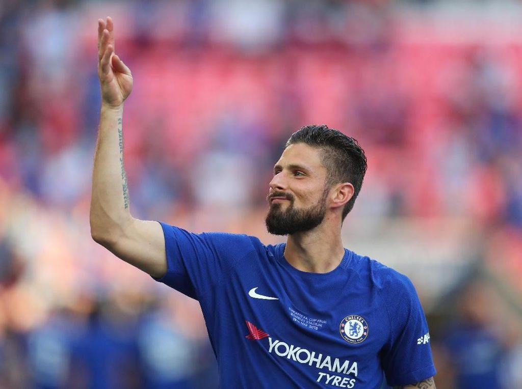 Giroud Ultimatum Chelsea