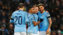 Video Rentetan Gol City atas Burnley