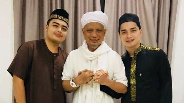 Tugas Baru Putra Sulung Arifin Ilham/