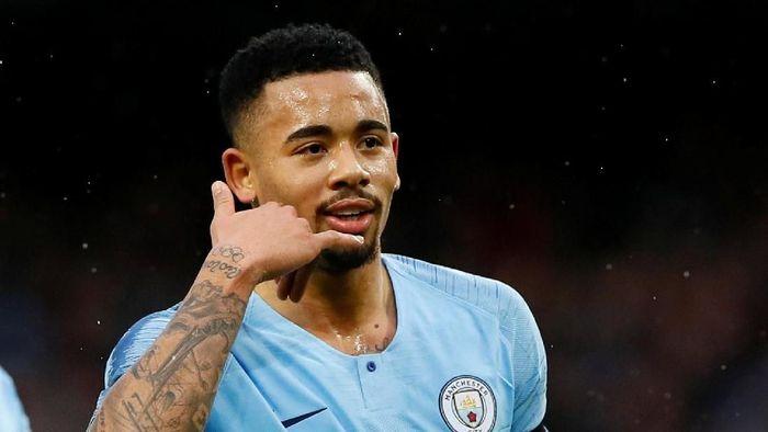 Manchester City menyapu bersih tujuh laga di Januari 2019, enam di antaranya dimenangi tanpa kebobolan (Phil Noble/Reuters)
