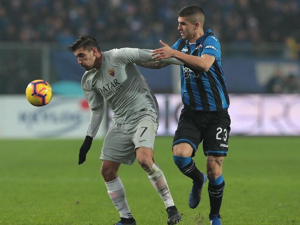 Melihat Aksi Gianluca Mancini, Bek Anyar AS Roma