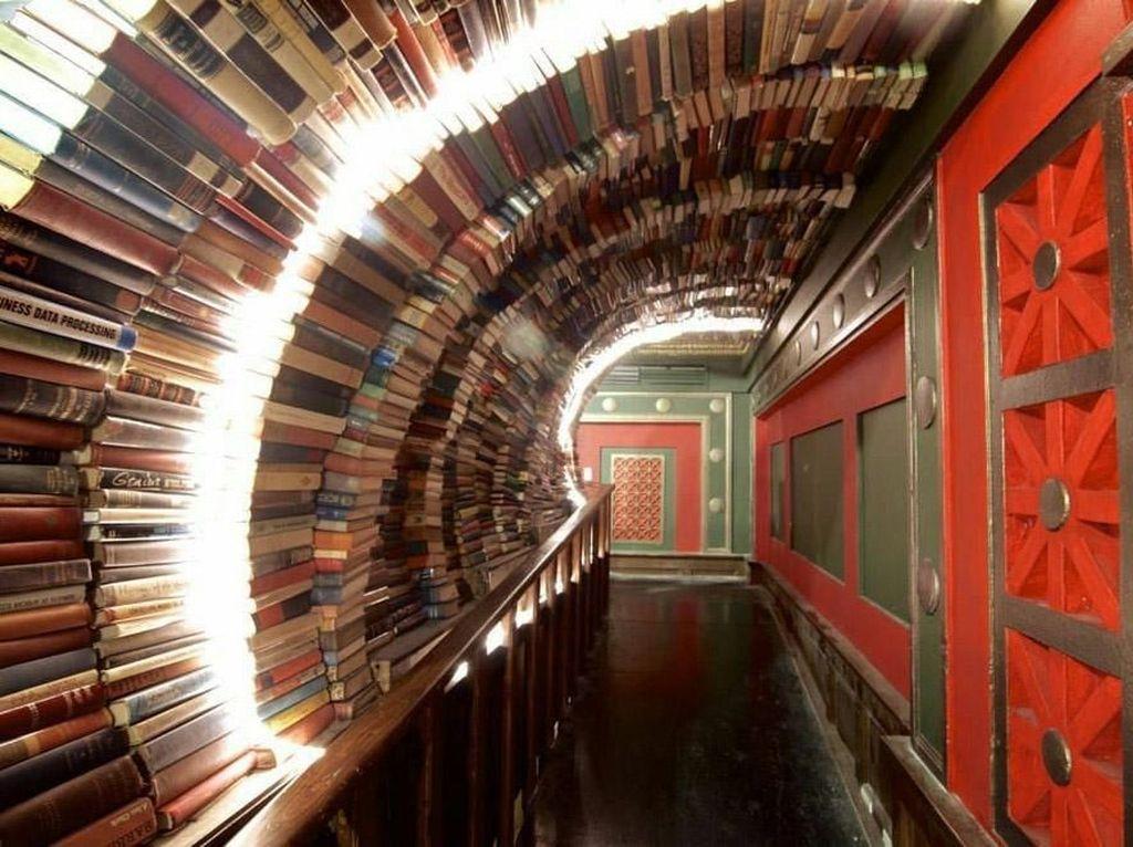 Twitter Do Your Magic! Toko Buku di Inggris yang Sepi Kini Ramai Pembeli