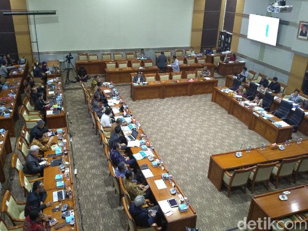 KPK Heran LHKPN DPR Rendah Sejak Sistem Online: Perlu Bimbingan Khusus?
