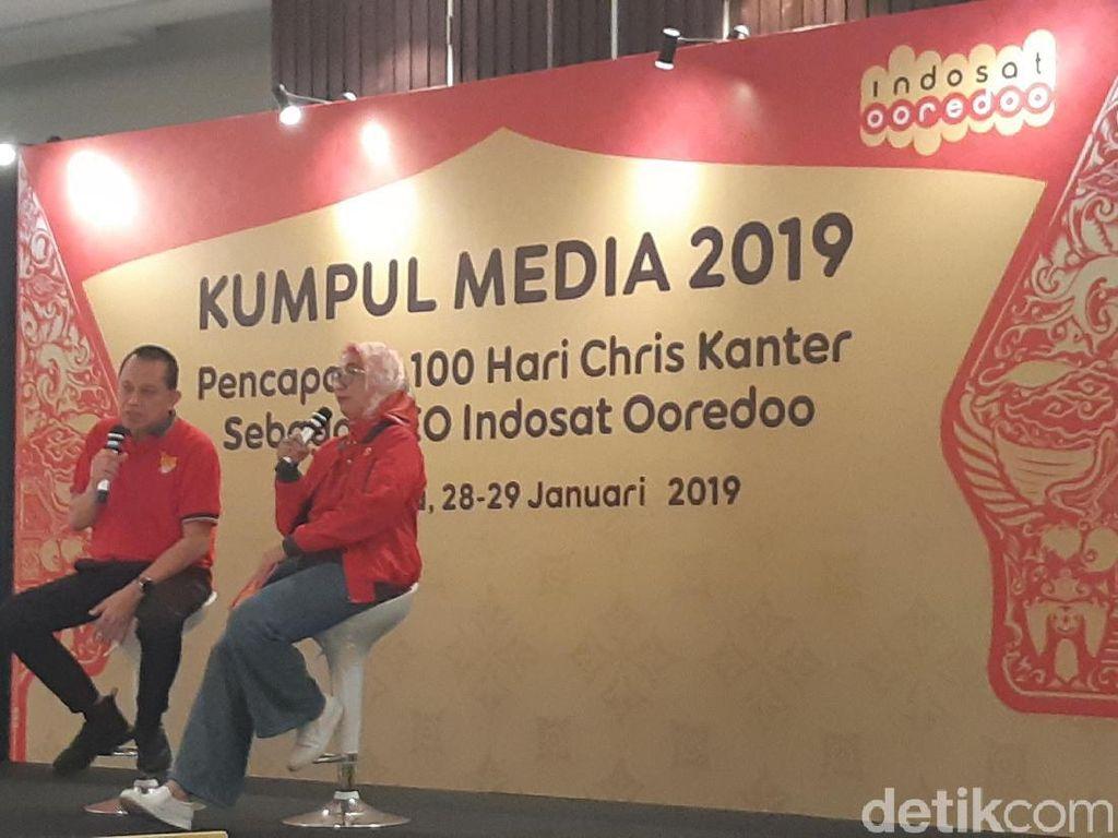 Selimuti Indonesia dengan 4G, Indosat Siap Gelontorkan Rp 10 T