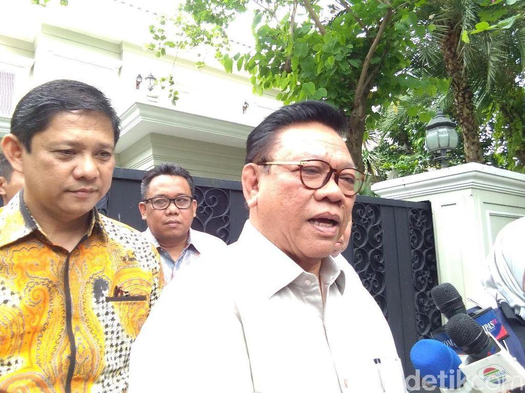 Golkar Sambut Gembira PBB Yusril Dukung Jokowi