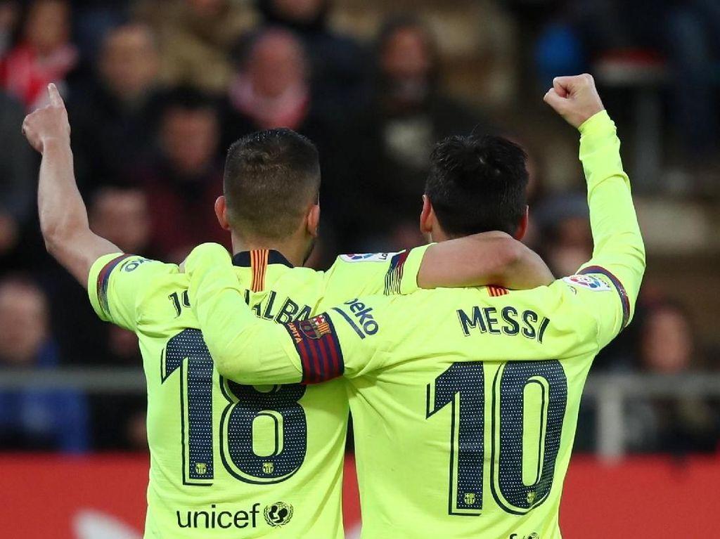 Hasil Girona vs Barcelona: Menang 2-0, Blaugrana Kian Kokoh di Puncak