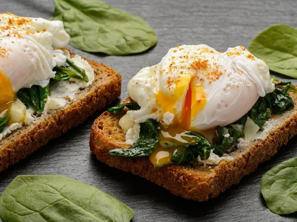 5 Alasan Sarapan Telur Ampuh Turunkan Berat Badan