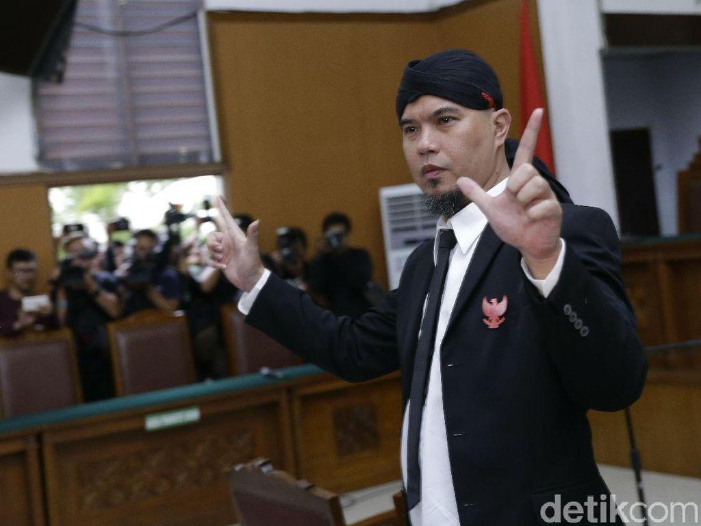 Video: Breaking! Ahmad Dhani Divonis 18 Bulan Penjara