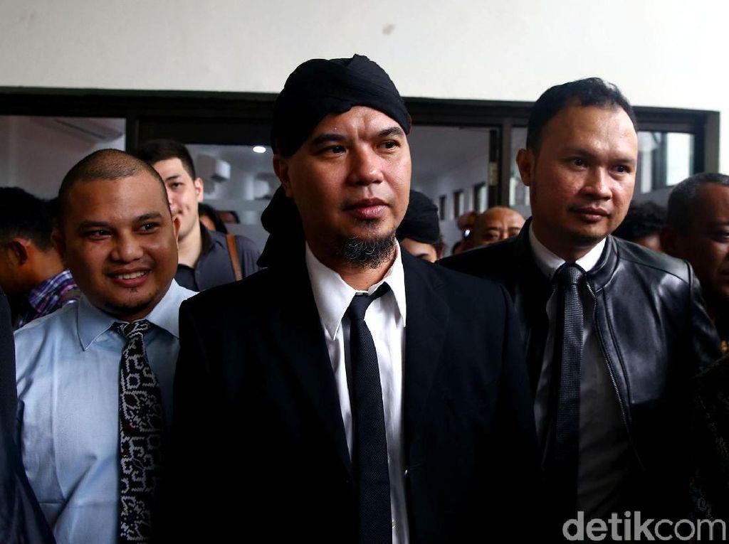 Ahmad Dhani akan Ditahan di Rutan Cipinang