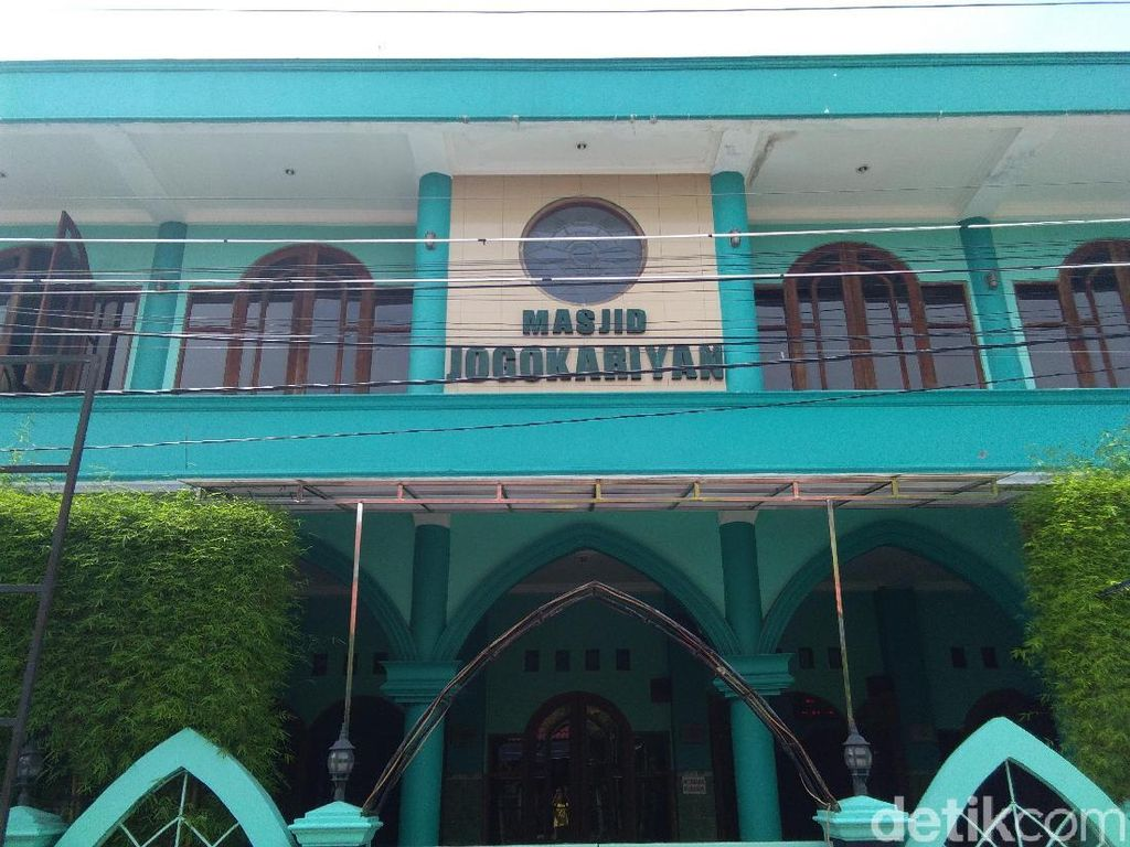 Masih Ada Pandemi Korona, Bagaimana Ramadhan di Masjid Jogokariyan?
