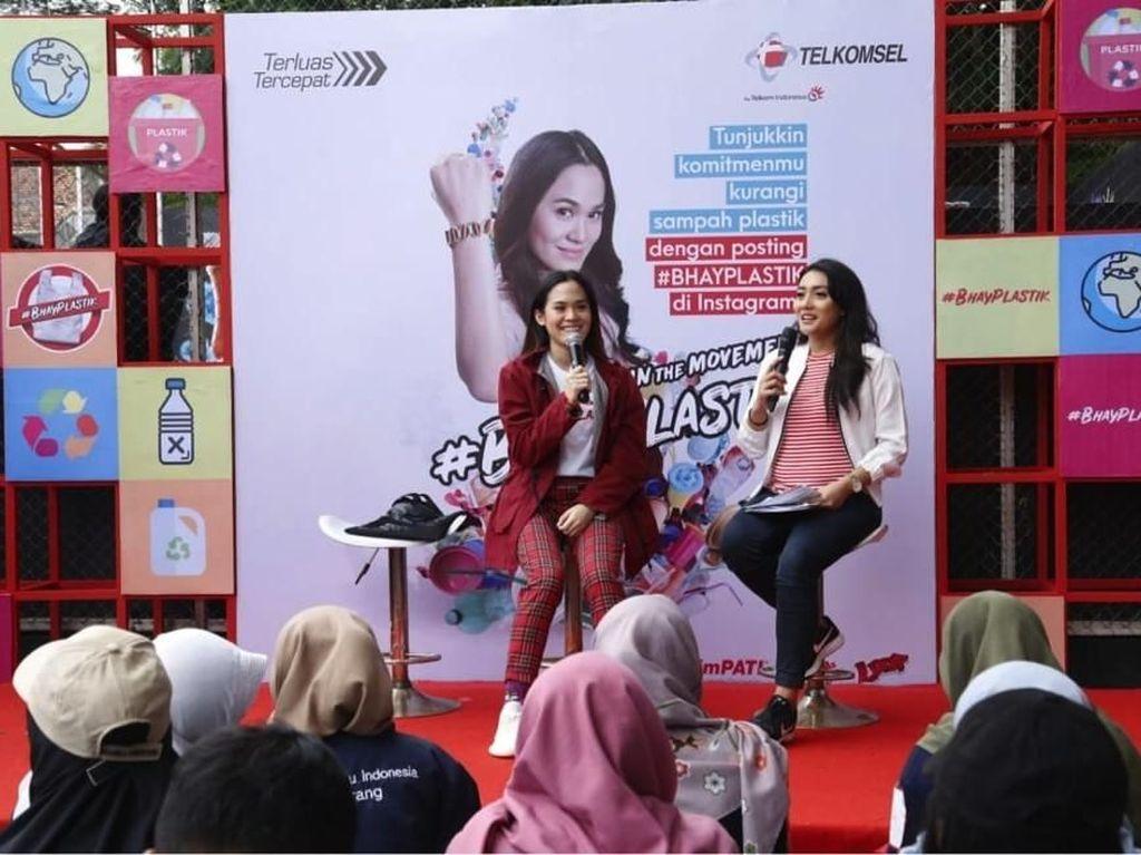Warga Semarang Antusias Ikuti #BhayPlastik dengan Beragam Aktivitas