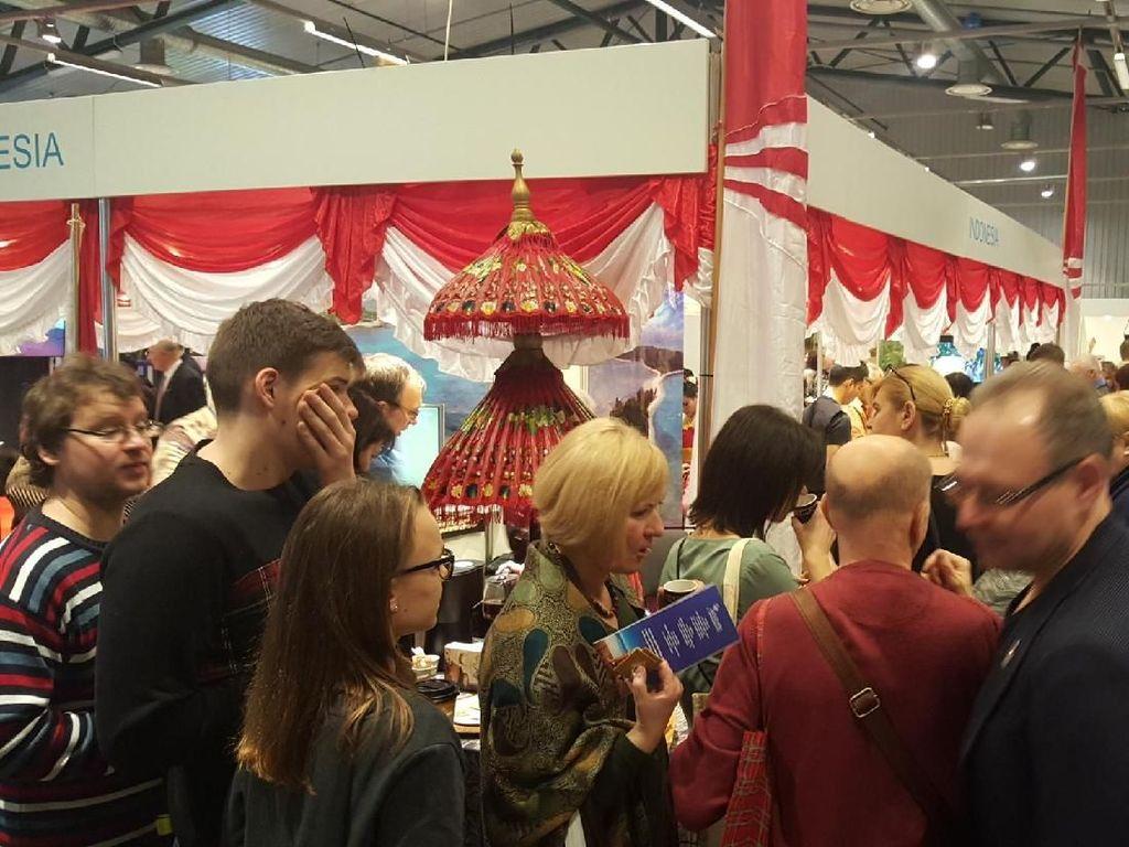 KBRI Kopenhagen Gaet Wisatawan Lithuania ke Indonesia