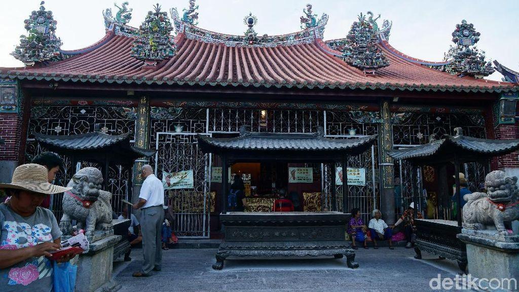 Foto: Liburan Imlek di Penang, Ada Kelenteng Antik yang Fotogenik