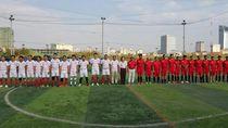 Diplomasi Futsal Tandai Peringatan 60 Tahun Persahabatan RI-Kamboja