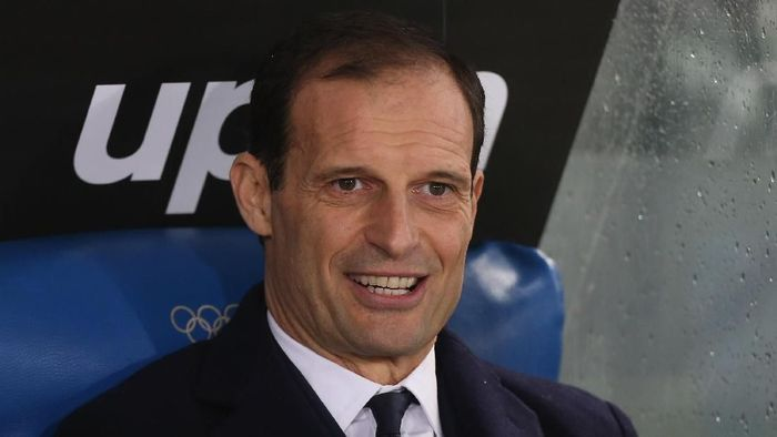 Massimiliano Allegri, pelatih Juventus (Paolo Bruno/Getty Images)