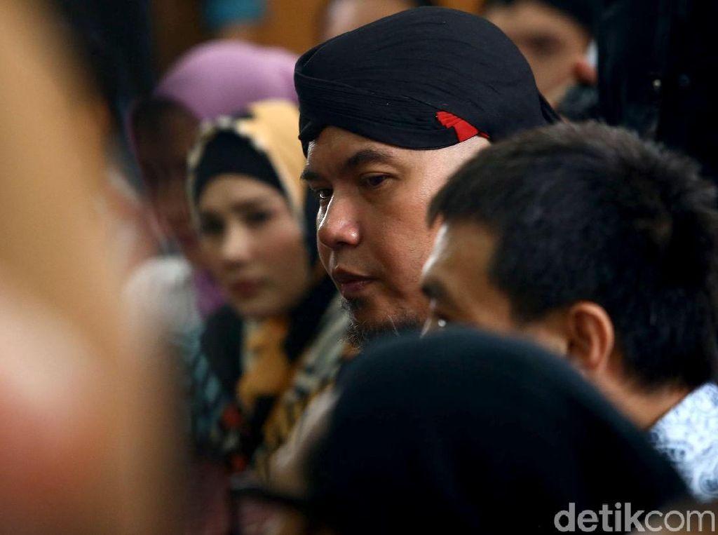 Dhani Ditahan, Pengacara Bandingkan dengan Diponegoro hingga Imam Bonjol