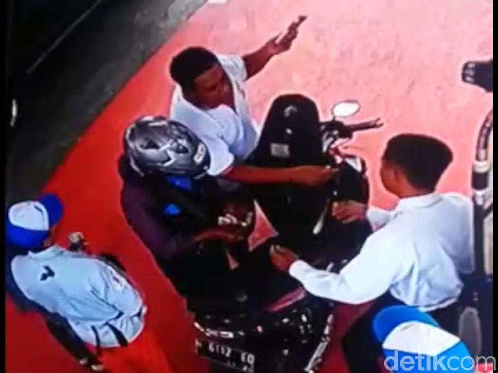 Karyawan SPBU Ditampar Pelanggan di Semarang Viral, Polisi Turun Tangan