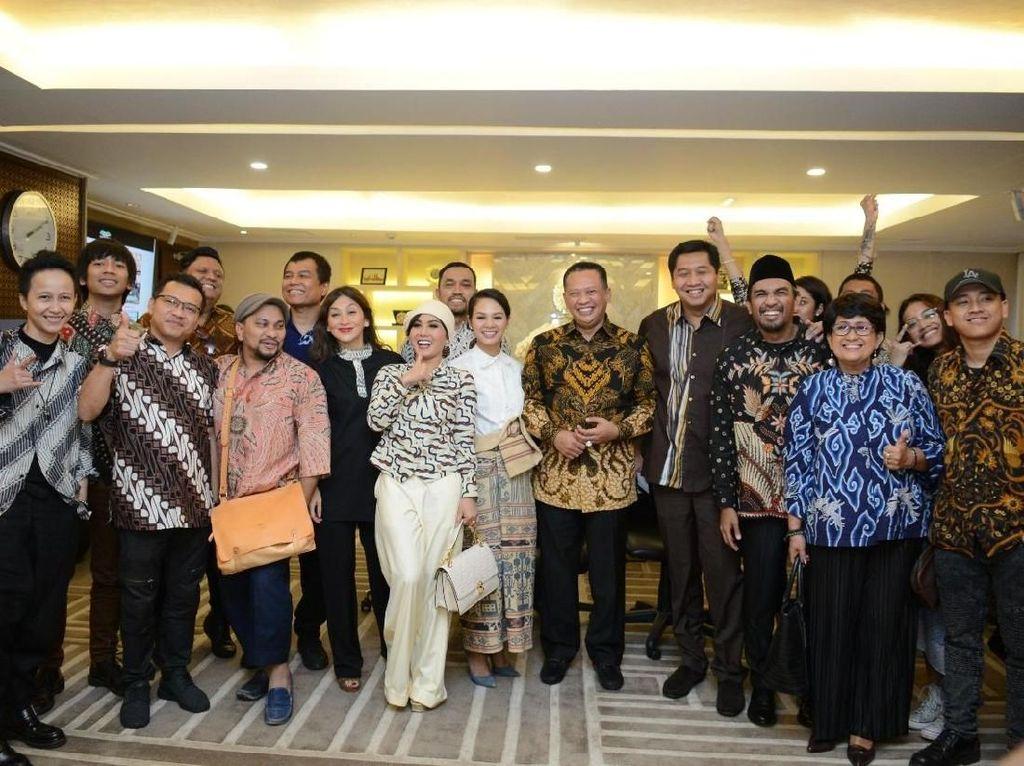 RUU Permusikan Ditarik dari Prolegnas, Ketua DPR: Ada Mekanismenya