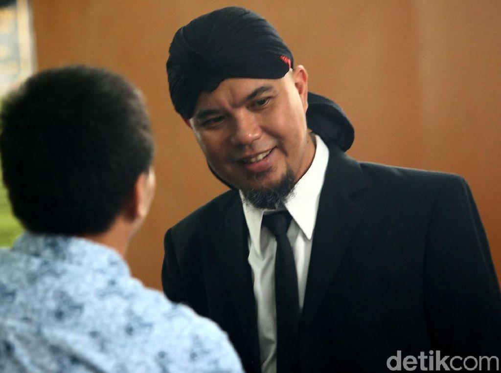 Perjalanan Kasus Ahmad Dhani hingga Divonis 1,5 Tahun Penjara