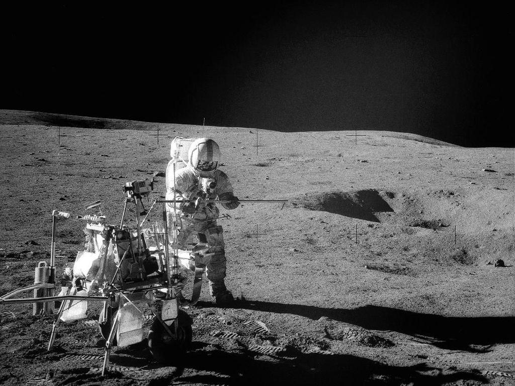 Kapan NASA Kirim Astronot ke Bulan Lagi?
