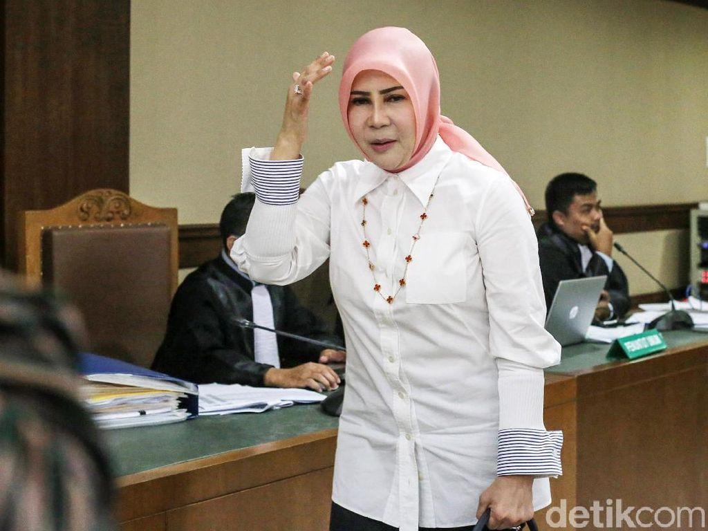 MA Sedang Proses Usulan Pensiun Istri Eks Sekretaris MA Nurhadi