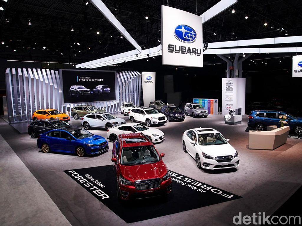 Hanya Dua Unit Subaru BRZ Dilelang Bea Cukai, Simak Kondisinya yuk!