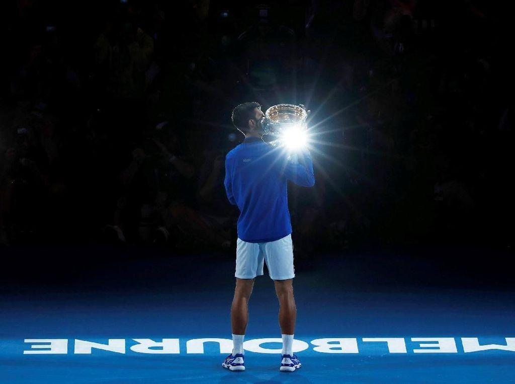 Magnificent Seven Djokovic di Australia Terbuka