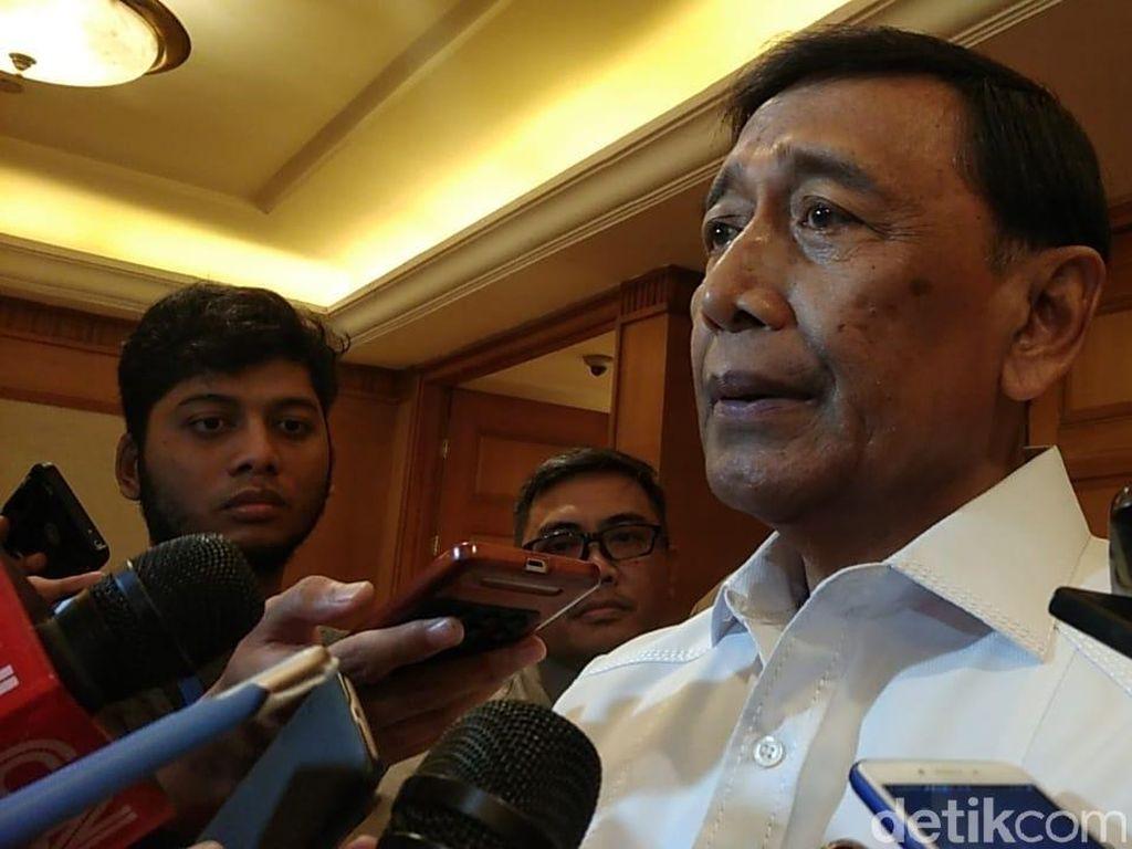 Ombudsman Beri Warning, Wiranto: Tak Ada Dwifungsi TNI