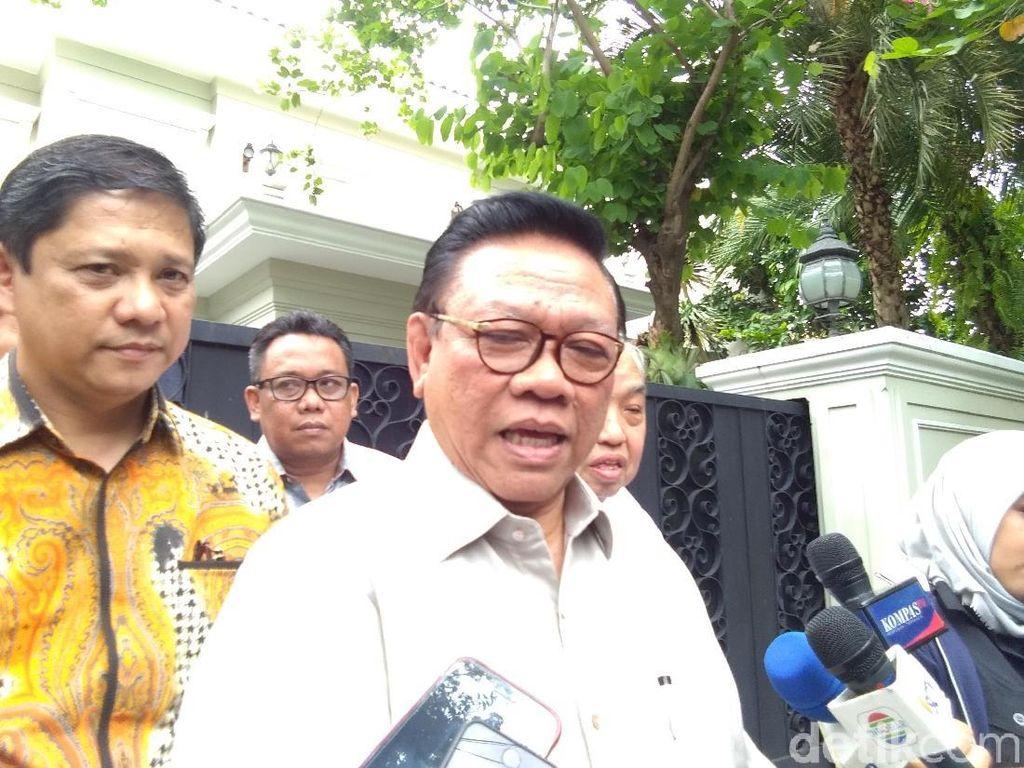 31% Pendukung Golkar ke Prabowo, Agung Laksono: Awalnya Dulu 75%