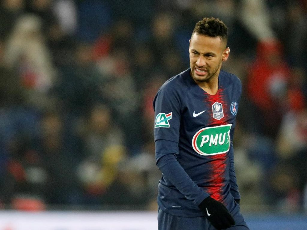 Neymar Beri Pernyataan di Hadapan Polisi Terkait Tuduhan Pemerkosaan