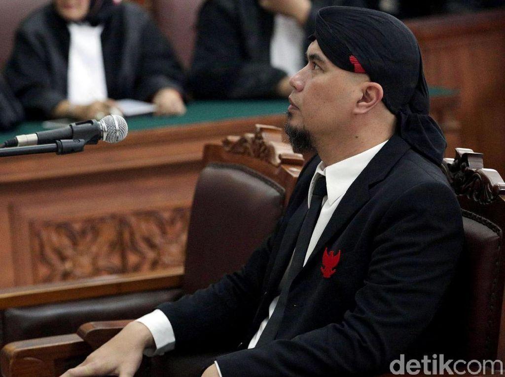 Divonis 1,5 Tahun Penjara, Ahmad Dhani akan Ajukan Banding