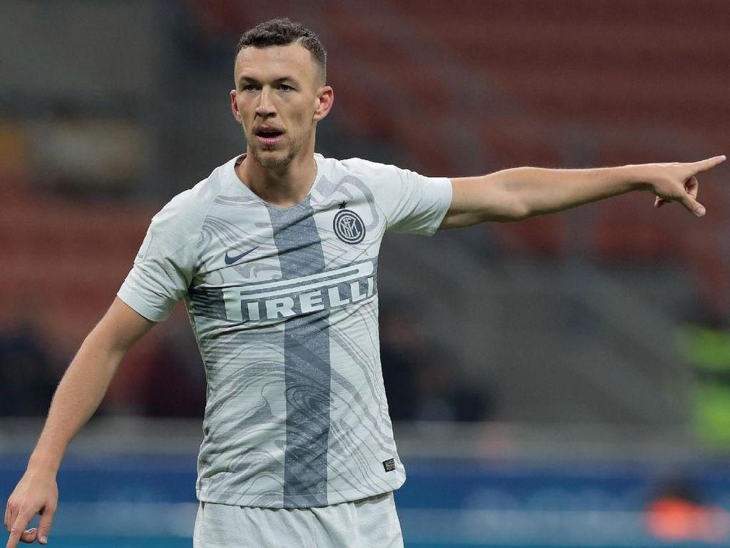 Resmi! Bayern Pinjam Perisic dari Inter