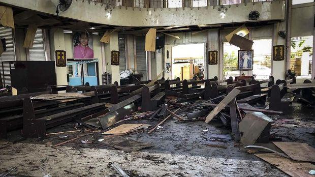 Dubes RI: Belum Ada Bukti WNI Terlibat Bom Gereja di Filipina