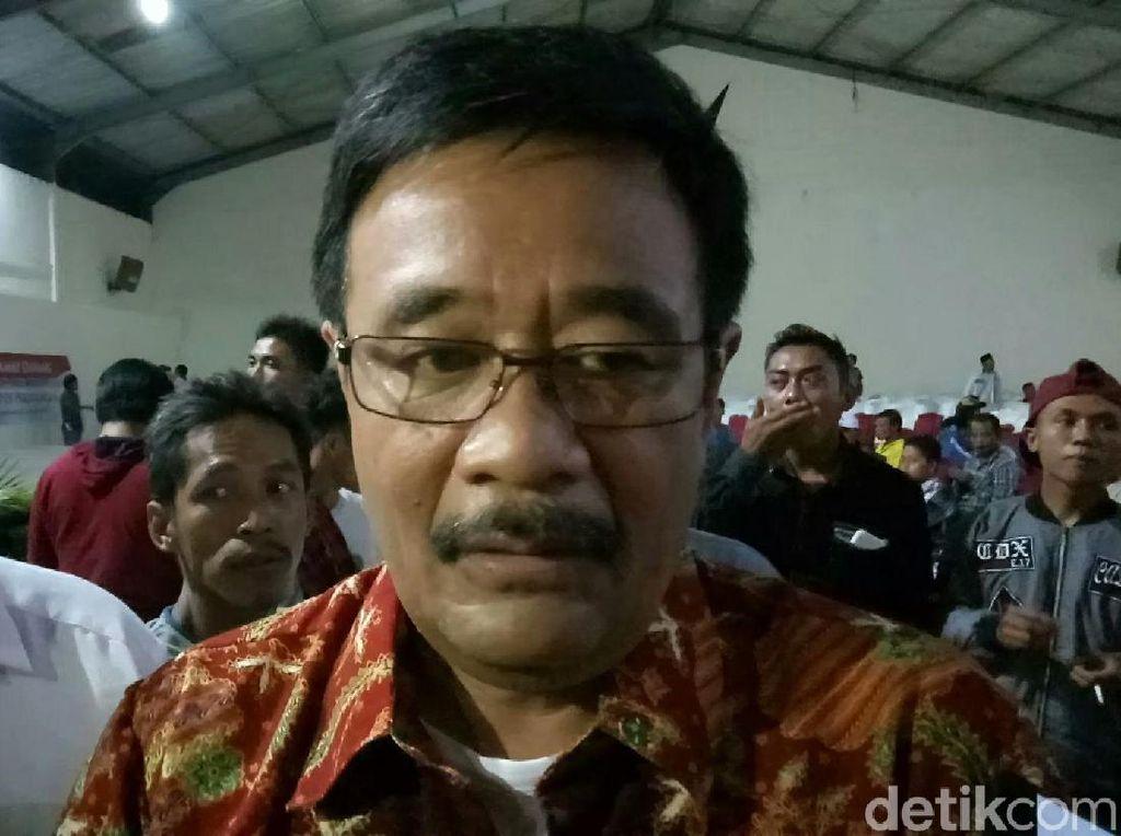Djarot: BTP Tak Ikut Kampanye Tapi Pendukungnya Pasti Pilih Jokowi
