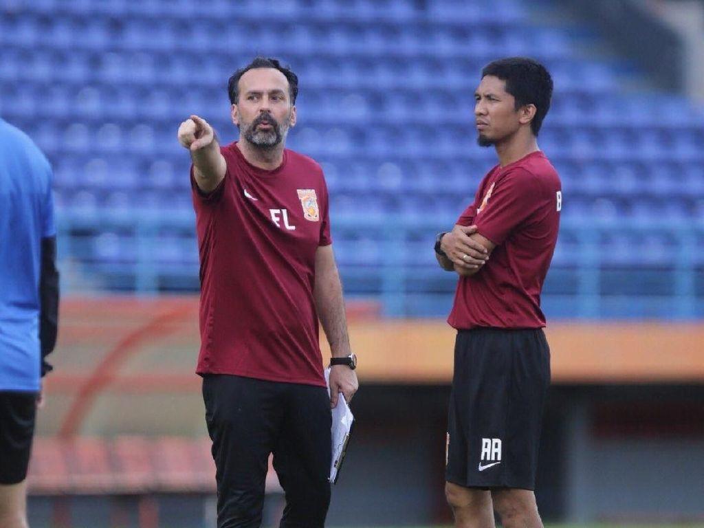 Borneo FC Lupakan Keunggulan atas PS Mojokerto Putra