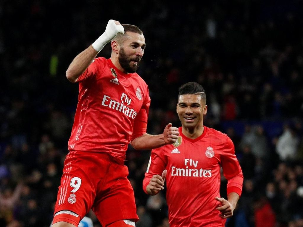 Benzema On Fire Jelang El Clasico