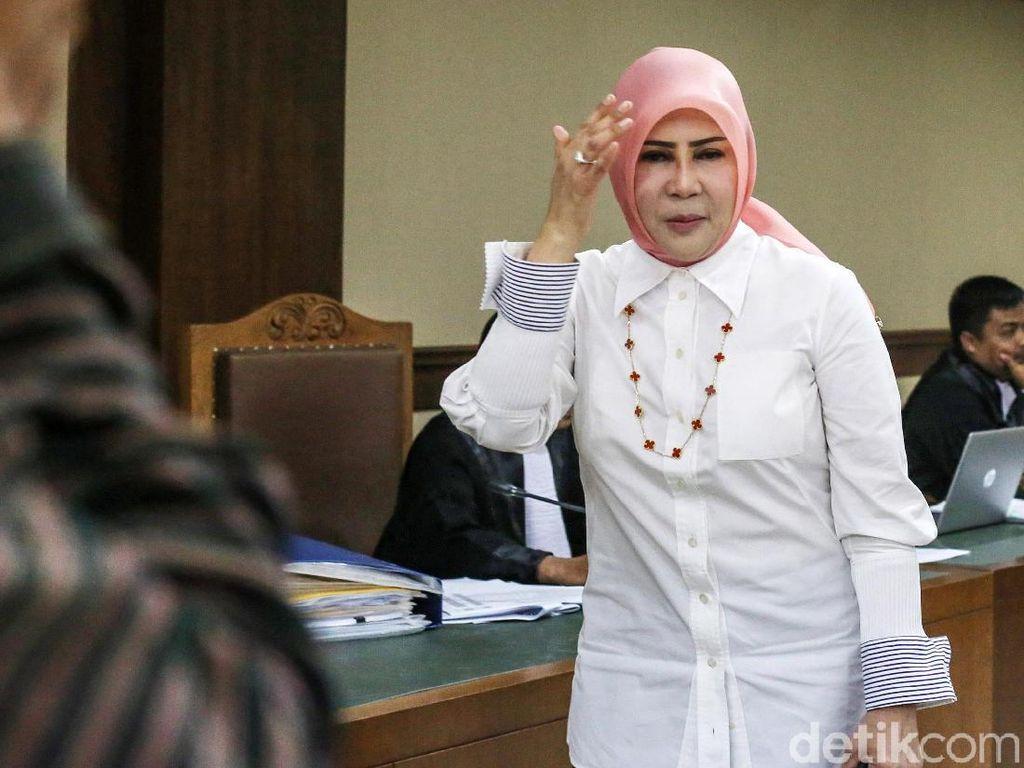 Tangkap Nurhadi di Simprug Jaksel, KPK Turut Amankan Istrinya